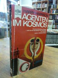 Harrison, Agenten im Kosmos – Utopischer Roman,