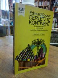 Cooper, Der letzte Kontinent – Utopischer Roman,