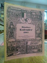 Bündner Kalender 1967, 126. Jahrgang,