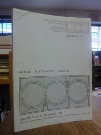 Münzhandlung Dr. Busso Peus Nachf., Katalog 277: Antike, Mittelalter, Neuzeit,