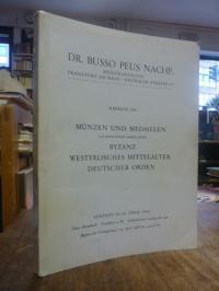 Münzhandlung Dr. Busso Peus Nachf., Katalog 268: Münzen und Medaillen –  u.a. be