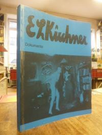 Kirchner, Dokumente – Fotos, Schriften, Briefe,