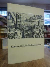 BHF-Bank (Hrsg.), Kennen Sie Alt-Sachsenhausen?,