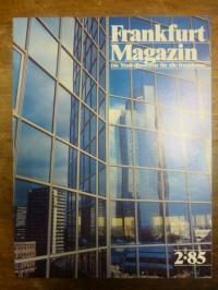 Freudenberg, Frankfurt-Magazin – Die Stadt-Illustrierte für alle Frankfurter, He