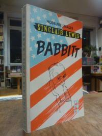 rororo .083, Babbitt – Roman,