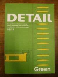 Schittich, DETAIL 02/13: Green,