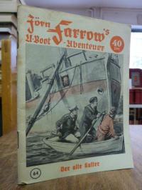 Warren, Jörn Farrow's U-Boot-Abenteuer, Band 64: Der alte Kutter,
