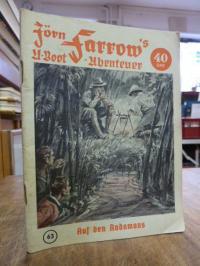 Warren, Jörn Farrow's U-Boot-Abenteuer, Band 63: Auf den Andamans,