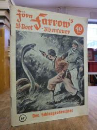 Warren, Jörn Farrow's U-Boot-Abenteuer, Band 69: Der Schlangenherrscher,