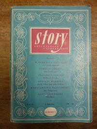 Ledig, Story – Erzählungen unserer Zeit, 4 Jahrgang, Oktober [1949], Heft 10,