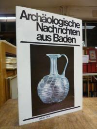 Dieckmann, Neue neolithische Funde bei Oberbergen im Kaiserstuhl, in: Archäologi