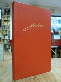 Goethe, Mit Goethe durch das Jahr – Ein Kalender für das Jahr 1969,