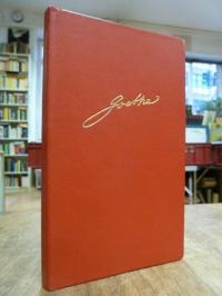 Goethe, Mit Goethe durch das Jahr – Ein Kalender für das Jahr 1964,