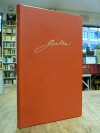 Goethe, Mit Goethe durch das Jahr – Ein Kalender für das Jahr 1966,