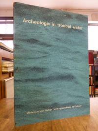 Maarleveld, Archeologie in troebel water – eein nieuwe werkwijze voor scheepsond