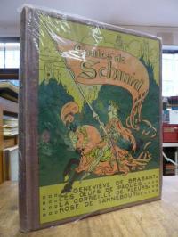 Schmid, Les contes de Schmid – Geneviève de Brabant / Les Oeufs de Pâques / La C