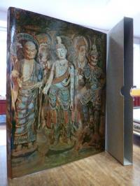 Dun huang cai su = Tunhuang Painted Sculptures, (mit der englischsprachigen Text