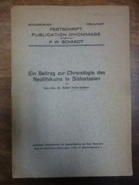 Heine-Geldern, Ein Beitrag zur Chronologie des Neolithikums in Südostasien,
