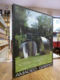 Gabino, Amadeo Gabino – Skulpturen, Collagen, Monotypien, (signiert),