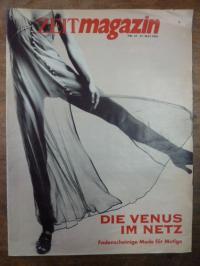 ZEIT magazin, Nr. 22, 27. Mai 1994: Die Venus im Netz – Fadenscheinige Mode für