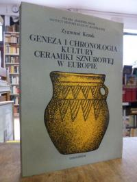 Krzak, Geneza i chronologia kultury ceramiki sznurowej w Europie,