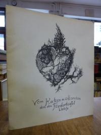 Hirscher, Vom Katzenmütterchen das den Fliederteufel liebte,