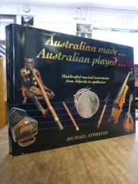 Australian made … Australian played … – Handcrafted Musical Instruments from