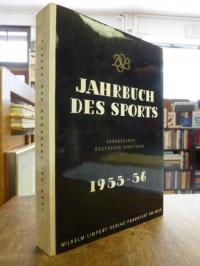 Deutscher Sportbund (Hrsg.), Jahrbuch des Sports 1955-56,