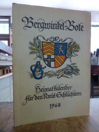 Praesent, Bergwinkel-Bote – Heimatkalender für den Kreis Schlüchtern, 20. Jahrga