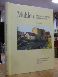 Spengel, Mühlen im Gebiet der mittleren und unteren Nahe, [Band 2],
