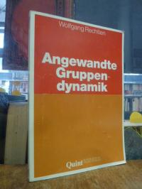 Rechtien, Angewandte Gruppendynamik – Ein Lehrbuch für Studierende und Praktiker