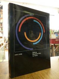 Borries, Stiftung Rheinland-Pfalz für Kultur 1997/1998,