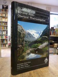 Europa / Schweiz / Schweizer Alpenclub (Hrsg.), [Clubführer] Bündner-Alpen, Band