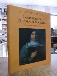 Europa / Schweiz / Maissen, Landrehter Nicolaus Maissen – Sia veta e siu temps 1
