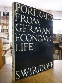 Swiridoff, Portraits from German Economic Life [Portraits, Volume 2],