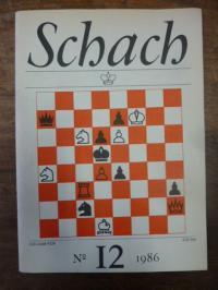 Schach / Rittner, Schach – Zeitschrift des Deutschen Schachverbandes der DDR, 40