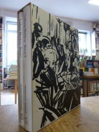 Meidner, Ludwig Meidner – Zeichner, Maler, Literat 1884 – 1966, 2 Bände (= alles