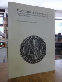 Termeer, Frankfurt und seine Siegel – Stadtsiegel, Schöffengerichtssiegel, Stift