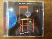 Berger, sense of space, Audio CD,