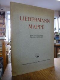 Liebermann, Liebermann Mappe, (mit 23 Tafeln!),