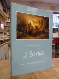 Becker, Jakob Becker – Der Lehrer der Kronberger Maler,