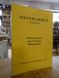 Witscher, Meinhardus [Jahrgang 33], Sonderheft: Meinerzhagener und Valberter Bib