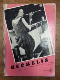 Hermelin Redaktion (Hrsg.), Hermelin – Illustrierte Zeitschrift für Pelz und Mod