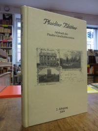 Plaidt (Ortsgemeinde) / Plaidter Geschichtsverein, Plaidter Blätter – Jahrbuch d