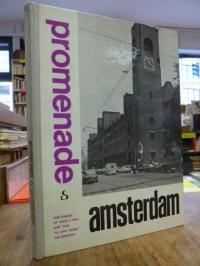 Europa / Niederland / Amsterdam, amsterdam promenade – met dia-gids,