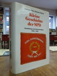 Kleine Geschichte der SPD- Darstellung und Dokumentation 1848 – 1990,