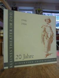 Rémond, Kleines Theater im Zoo – Direktion Fritz Rémond 1946 – 1966 (auf Vorderd