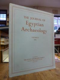 Society, The Journal of Egyptian Archaeology,Volume 70,