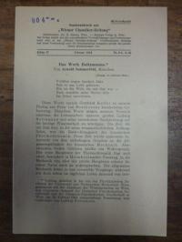 Sommerfeld, Das Werk Boltzmanns – [Vortrag],