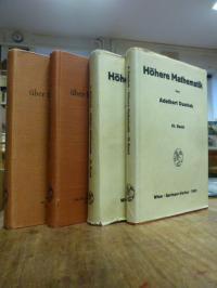 Duschek, Vorlesungen über höhere Mathematik, 4 Bände (= alles),